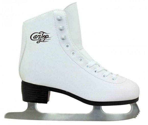 Cantop - Ice Skate -  White (Size: 32)