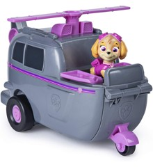 Paw Patrol - Skye's Ride N Rescue - 2-in-1 Transforming Helicopter (20114100)
