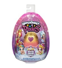 Hatchimals - Colleggtibles - Pixies - Citrus Carley/Peach Paulette