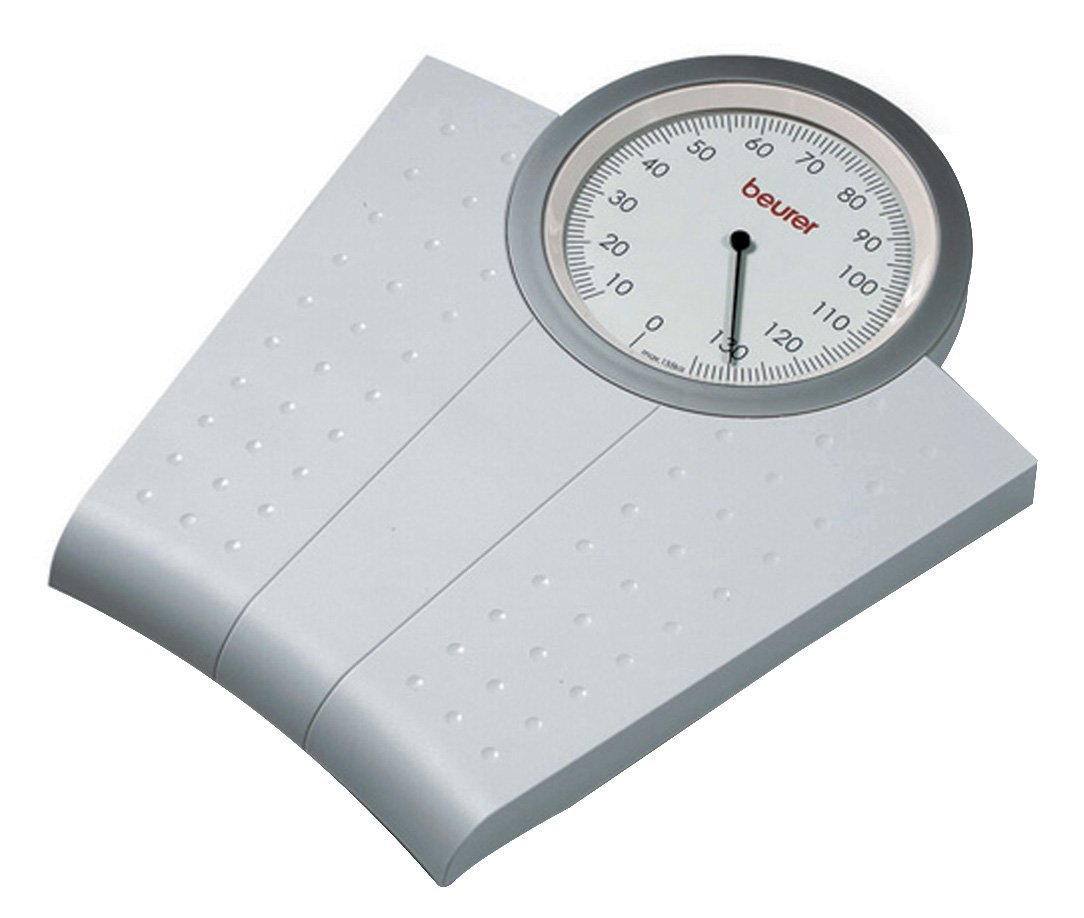Beurer - MS 50 Mechanical Bathroom Scale - 5 Years Warranty