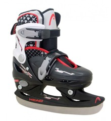 Head - Adjustable Ice Skate - Black (size: 27-30)