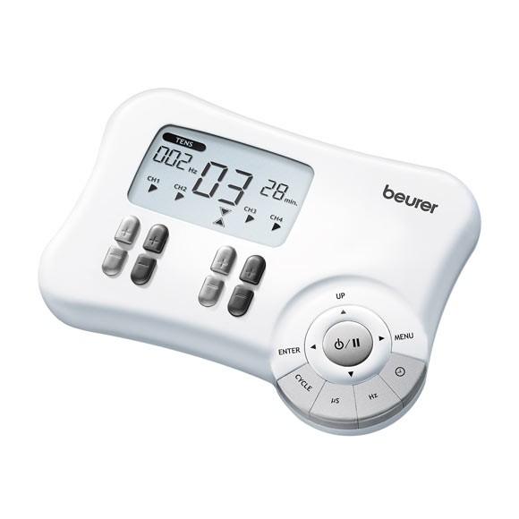 Beurer - EM 80 TENS/EMS Device - 3 Year Warranty