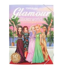 Top Model - Glamour Klistermærkebog