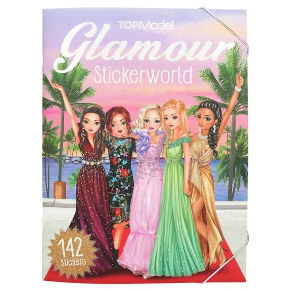 Top Model - Glamour Stickerworld (0410845)