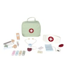 Little Dutch - Doctor's bag playset, 15 pcs (4473)