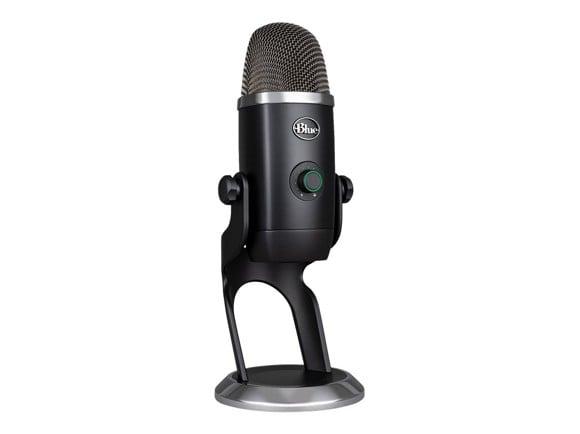 Blue - Mikrofon Yeti X Pro BLACKOUT USB