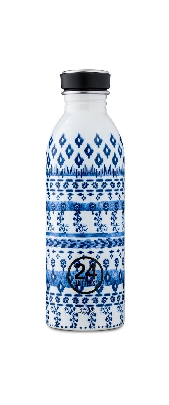 24 Bottles - Urban Bottle 0,5 L - Indigo