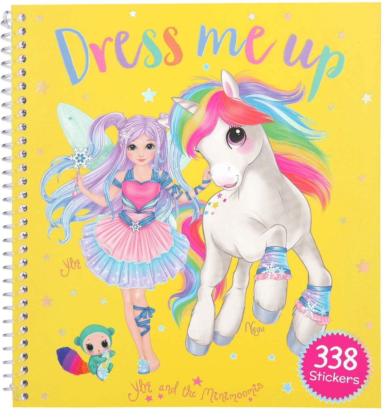 Ylvi & the Minimoomis - Dress me up Sticker Fun (410832)