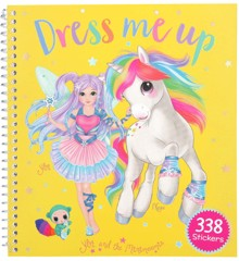Ylvi & the Minimoomis - Dress me up Sticker Fun (410832)