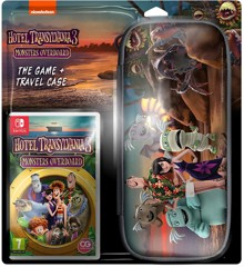 Hotel Transylvania 3: Monsters Overboard (Case Bundle)