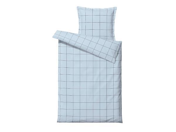 Södahl - Minimal Bedding 140 x 200 cm - Linen Blue (724512)