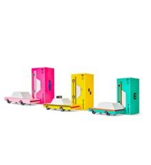 Candylab - Candycar - 3 pack - Wagon, Sedan & Taxi