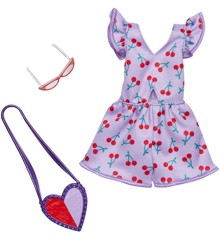 Barbie - Complete Looks - Cherry Jumpsuit