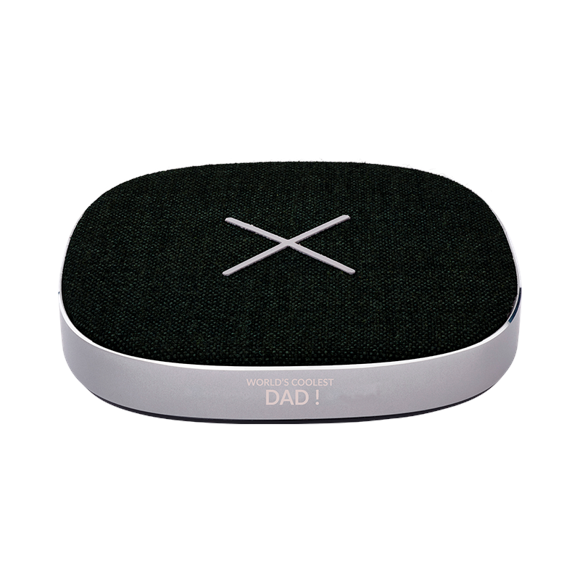 "SACKit CHARGEit - ""World's coolest dad"" Powerbank"
