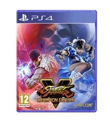 Street Fighter V (5) Champion Edition