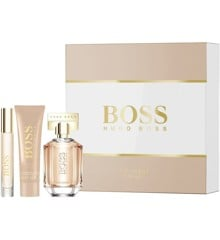 Hugo Boss - The Scent for Her EDP 100 ml + Body Lotion 50 ml + EDP 7 ml - Giftset