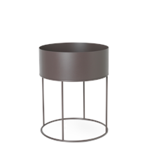Ferm Living - Plant Box Round - Taupe (3308)
