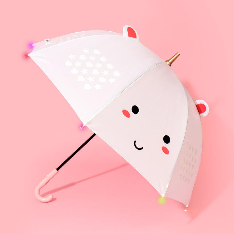 Elodie the Unicorn Light Up Umbrella (21290)