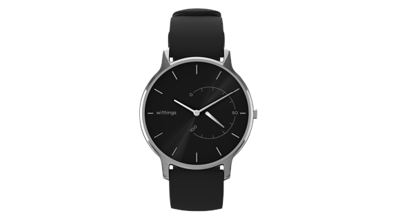 zz Withings - Move Timeless - Black/Silver