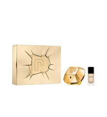 Paco Rabanne - Lady Million EDP 50 ml + Neglelak - Gavesæt