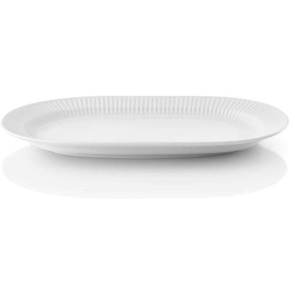 Eva Trio - Legio Nova Serving Dish 37 x 25 cm - White (887291)