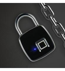Fingerprint Pad Lock (04784)