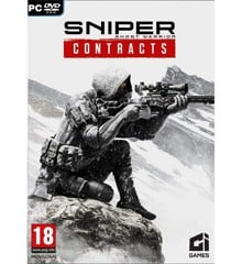 Sniper Ghost Warrior Contracts (Code via Email)