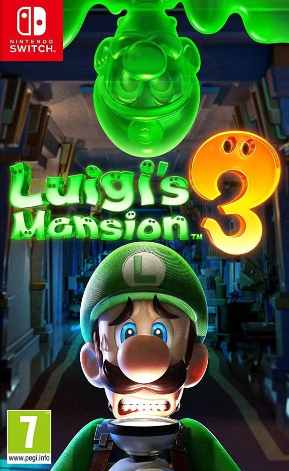 Luigi's Mansion 3 (UK, SE, DK, FI)