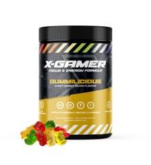 X-Gamer - X-Tubz Gummilious  - 600g