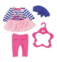 BABY born - Fashion Clothes Set 43cm - Blue (824528)