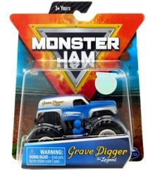 Monster Jam - 1:64 Single Pack - Grave Digger the Legend (20106810)