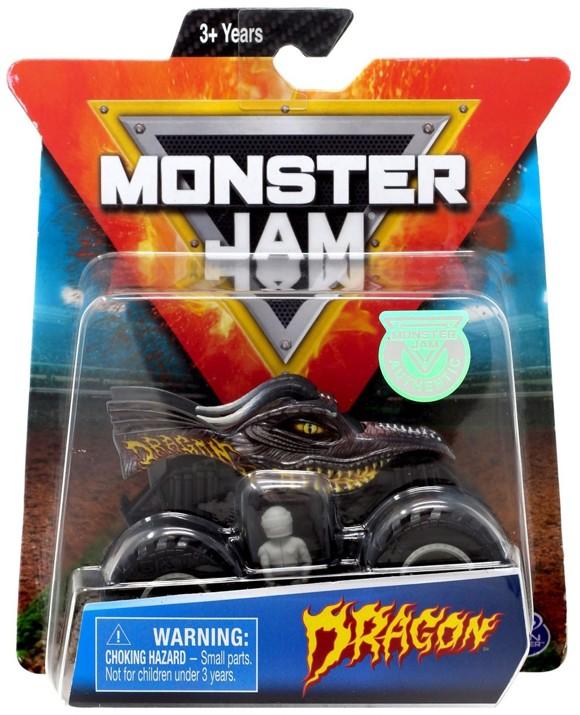 Monster Jam - 1:64 Single Pack - Dragon (20106813)