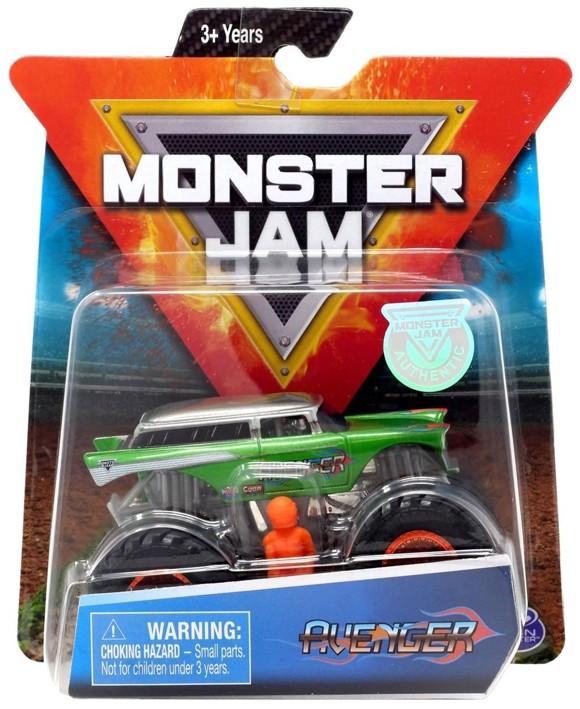 Monster Jam - 1:64 Single Pack - Avenger (20106814)