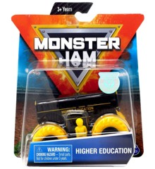 Monster Jam - 1:64 Single Pack - Higher Education (20106812)