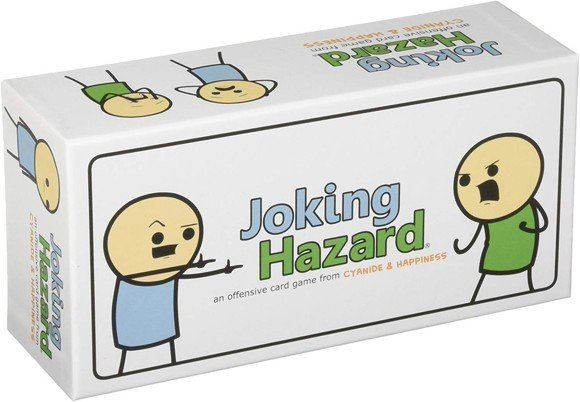 Joking Hazard - Cyanide & Happiness the Boardgame (English)