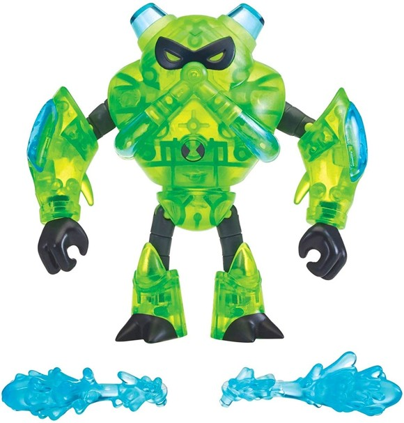 Ben 10 - Basic Figures - Overflow (76156)