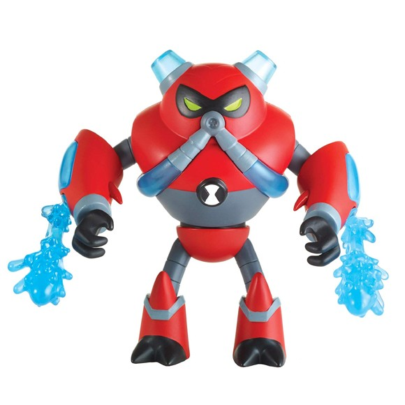 Ben 10 - Basic Figures - Overflow (76105)