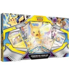 Pokemon - Pikachu & Eevee GX Special Box (POK80777)