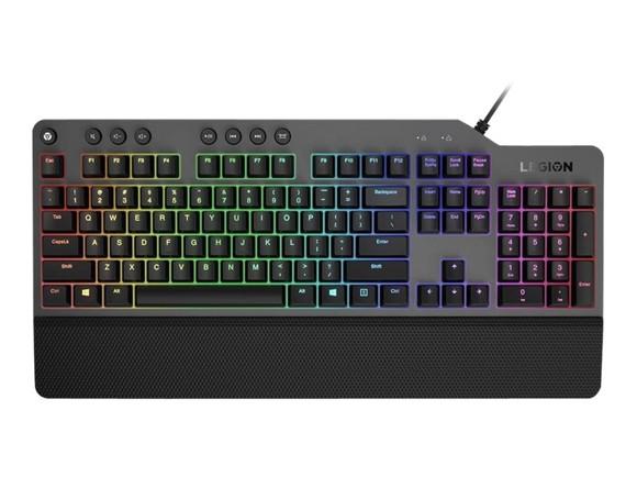 Lenovo - Gaming Keyboard K500 RGB Nordic