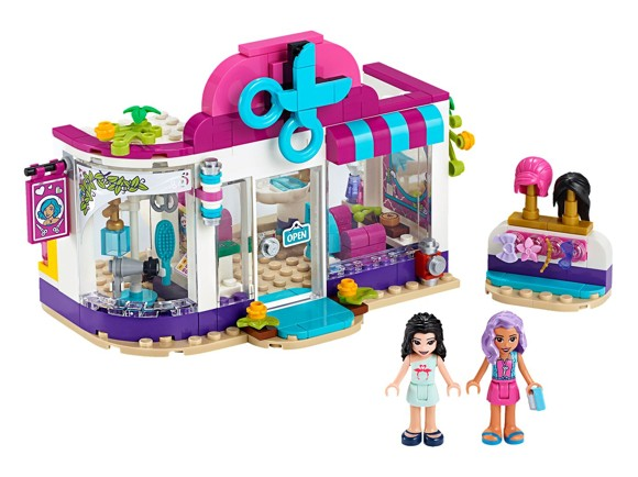 LEGO Friends - Heartlake frisørsalon (41391)