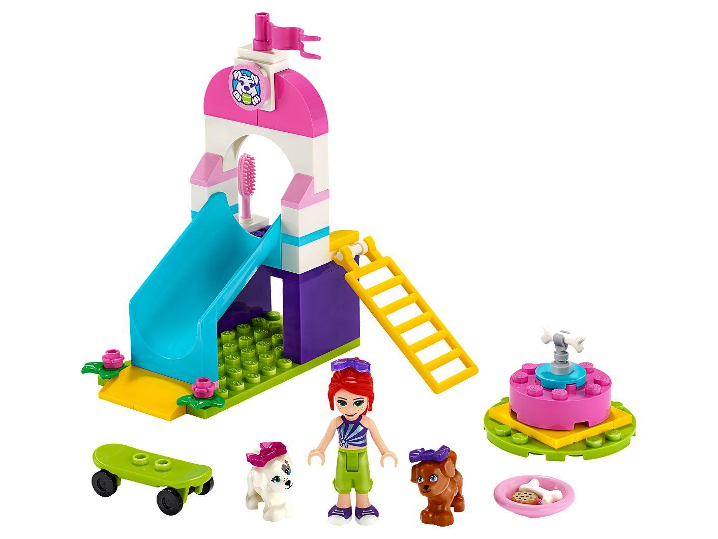 LEGO Friends - Hvalpelegeplads (41396)