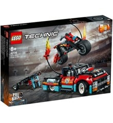 LEGO Technic - Stunt Show Truck and Bike (42106)