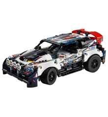LEGO Technic - App-styret Top Gear-rallybil (42109)