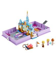 LEGO Disney Princess - Anna og Elsas bog-eventyr (43175)