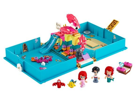 LEGO Disney Princess - Ariel's Storybook Adventure (43176)