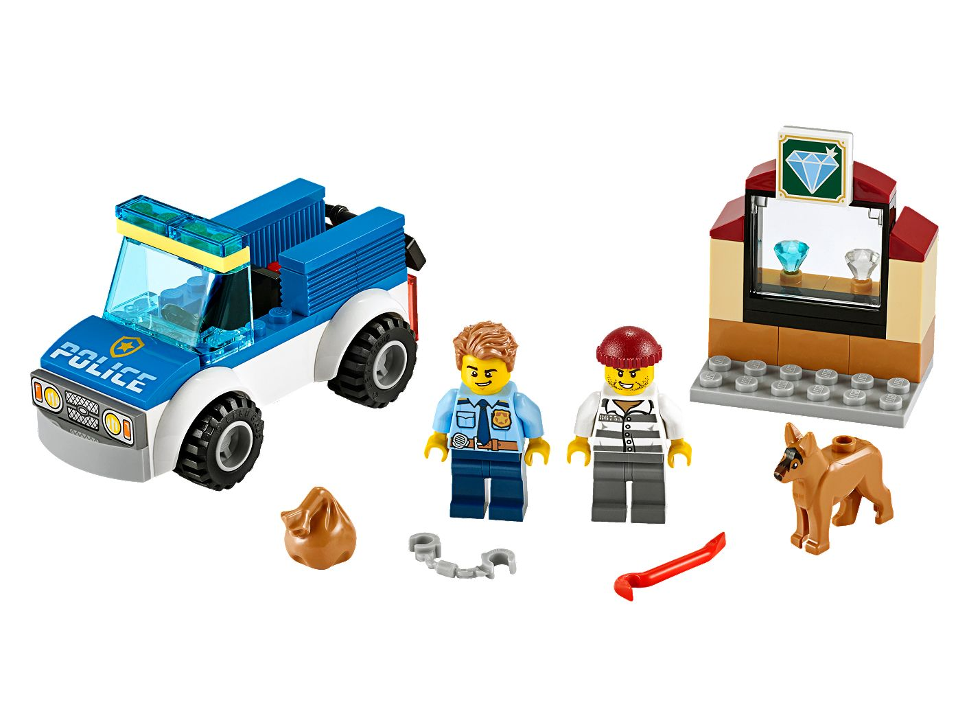 LEGO City - Hundepatrulje (60241)