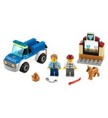 LEGO City - Police Dog Unit (60241)
