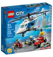 LEGO City - Police Helicopter Chase (60243)