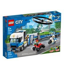 LEGO City - Politihelikoptertransport (60244)
