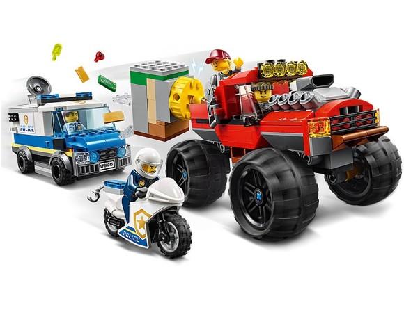 LEGO City - Monstertruck-kup (60245)